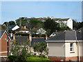 SX9473 : Barnpark Terrace from Buckeridge Road by Robin Stott