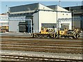 SK4495 : Industrial Shunters, Aldwarke by Dave Hitchborne