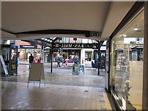 NS3321 : Arran Mall, Ayr by Billy McCrorie