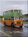 NS5565 : GVVT Open Day 2012: A Glasgow Corporation Leyland Titan At Riverside Museum by James T M Towill