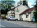 ST4894 : The Carpenters Arms, Mynydd-bach by Jaggery