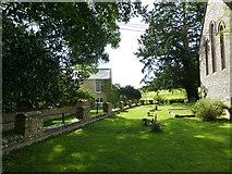 ST6902 : Alton St Pancras Churchyard (a) by Basher Eyre