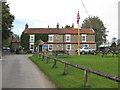 SE8390 : The Horseshoe Inn, Levisham by Pauline E