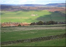 SK2078 : View north from Nether Bretton Lane by Neil Theasby