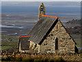 SH6337 : Llandecwyn Church by Arthur C Harris