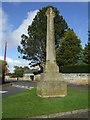 NZ0886 : Hartburn War Memorial by JThomas