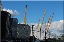 TQ3980 : O2 Arena by Oast House Archive