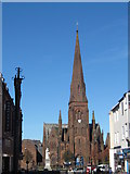 NX9776 : Greyfriars Church by Peter Wood