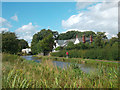 SJ3968 : Shropshire Union Canal at Blacon by Des Blenkinsopp