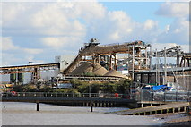 TQ4079 : Angersteins Wharf by Oast House Archive