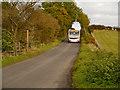 NY5764 : Route AD122 by David Dixon