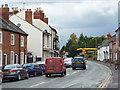 SO7038 : The A438 leaving Ledbury by John Allan