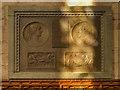 NY5563 : Lanercost Priory Church, Memorial to Charles Howard by David Dixon