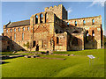 NY5563 : Lanercost Priory Church from the South East by David Dixon