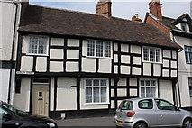 SP0957 : Greyhound House 29 Henley Street by Jo Turner
