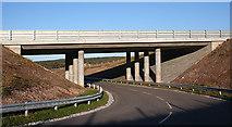 NJ3558 : New Bridge by Anne Burgess