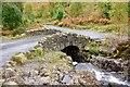 NY2719 : Ashness Bridge, near Derwentwater by Paul Buckingham
