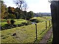 SO8484 : River Path by Gordon Griffiths