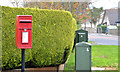 J5876 : Letter box, Millisle by Albert Bridge
