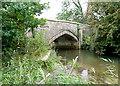 SP1717 : New Bridge by Graham Horn