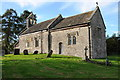 SO3900 : Llangeview church by Philip Halling
