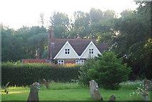 TG1508 : Church Farmhouse by N Chadwick