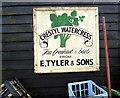 TQ0298 : Tyler's Crestyl Watercress by Des Blenkinsopp