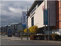NT2677 : Ocean Terminal Shopping Centre, Leith Docks by Jim Barton