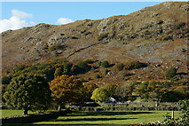 NY1700 : View Towards Dalegarth by Peter Trimming