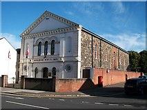 J2664 : Lisburn's Orange Hall by Eric Jones