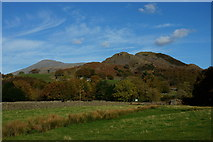 NY1700 : View Towards Great Barrow, Eskdale, Cumbria by Peter Trimming