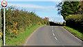 J2865 : The Tullynacross Road, Lambeg/Hilden by Albert Bridge