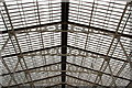 TQ1876 : Conservatory Roof, Kew Gardens, London by Christine Matthews