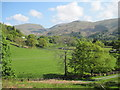 NY3307 : Leaving  Grasmere  behind by Martin Dawes