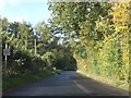 SP6939 : Passing place on Bycell Road west of Lillingstone Dayrell by David Smith