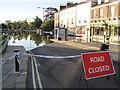 SE6051 : York, Tower Street, in the September 2012 floods by Nigel Thompson