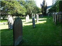 ST5707 : Melbury Osmond Churchyard (7) by Basher Eyre