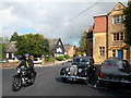 ST6316 : Arriving for the Show by Des Blenkinsopp