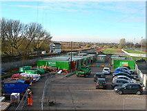 SJ9299 : Ashton Moss North Junction by John Topping