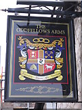 SD5193 : The Oddfellows Arms, Kendal by Ian S