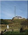 NU2324 : Lookout Cottage by Pauline E