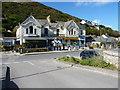 SW6947 : Beach Road, Porthtowan by Richard Law