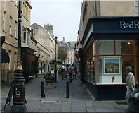 ST7465 : Margaret's Buildings, Bath by Jaggery