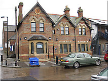 NZ3668 : Dockmaster's House, North Shields Fish Quay by Pauline E