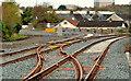 C8532 : Railway junction, Coleraine by Albert Bridge