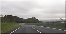 SH5639 : West end of new Porthmadog by pass by John Firth