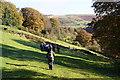 SJ9666 : Walking above the Dane Valley by Bill Boaden