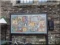 SX4874 : Tavistock Community Mosaic by David Smith