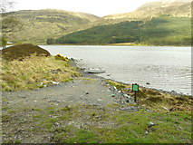 NC3435 : Boat bay, Loch More by AlastairG