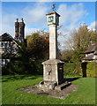 ST5578 : Grade I listed sundial, Blaise Hamlet, Bristol by Jaggery